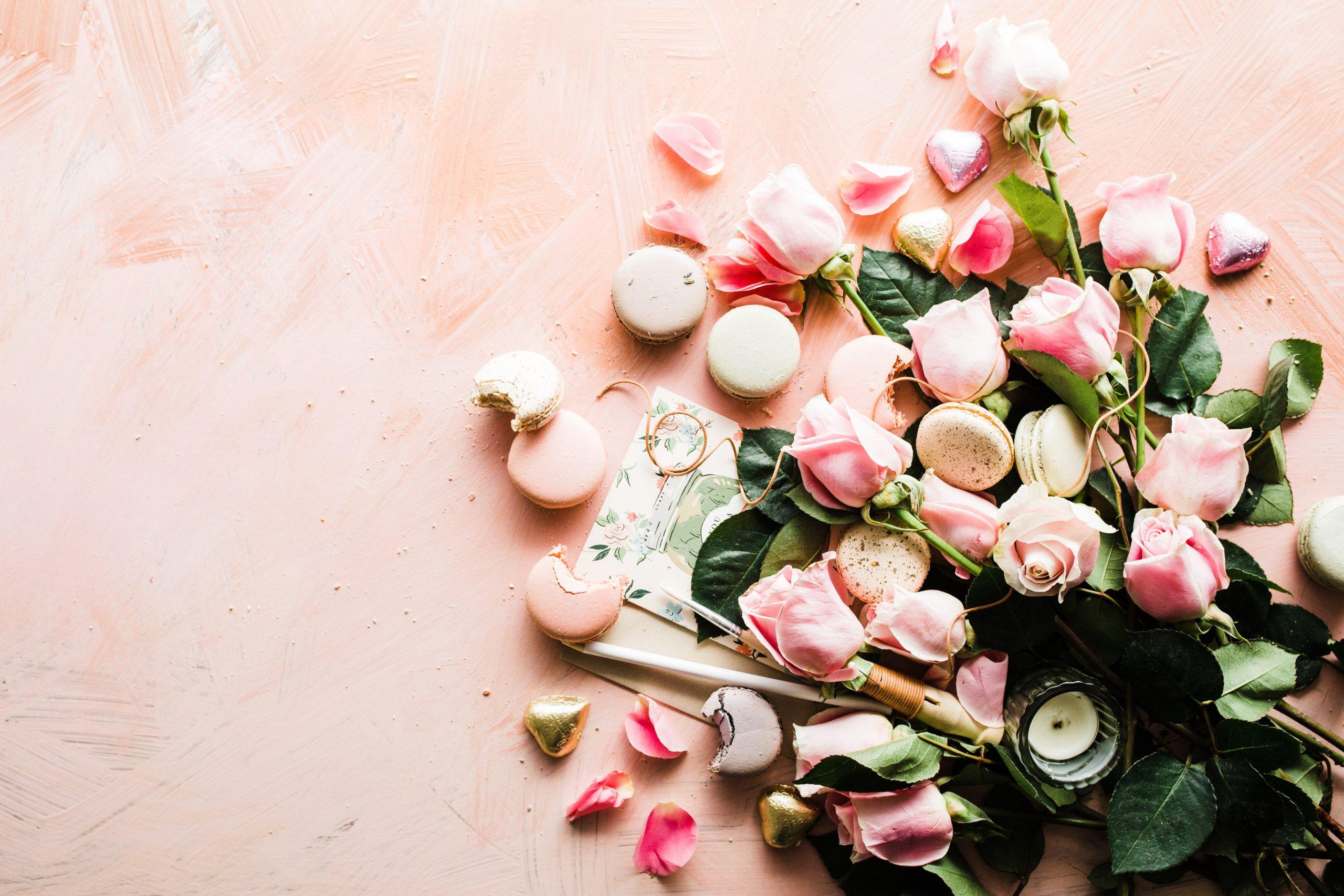 Valentinstags-Menü für alle Verliebten